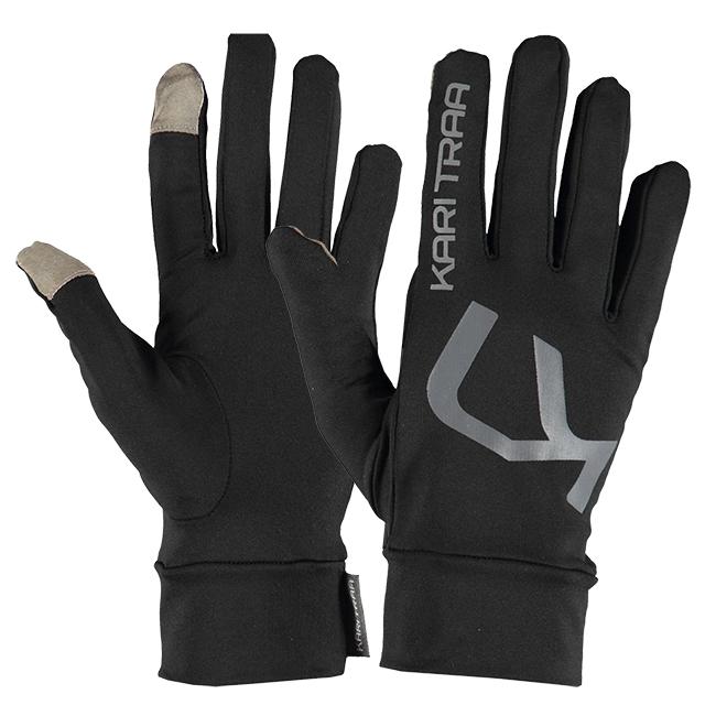 Funkčné rukavice MYRBLA GLOVE - čierna empty 782b7088688