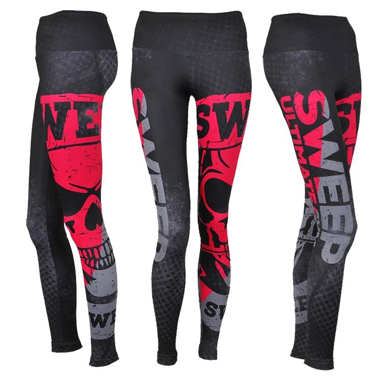 6d15c14bbb54 Dámske nohavice na aerobic   fitness